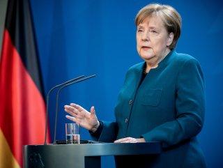 Merkel: Korona 2008 krizinden daha kötü #1