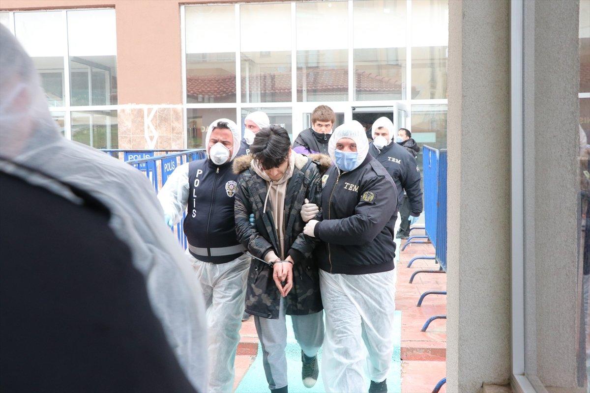 Türkiye'ye küfür eden öğrenciler gözaltına alındı