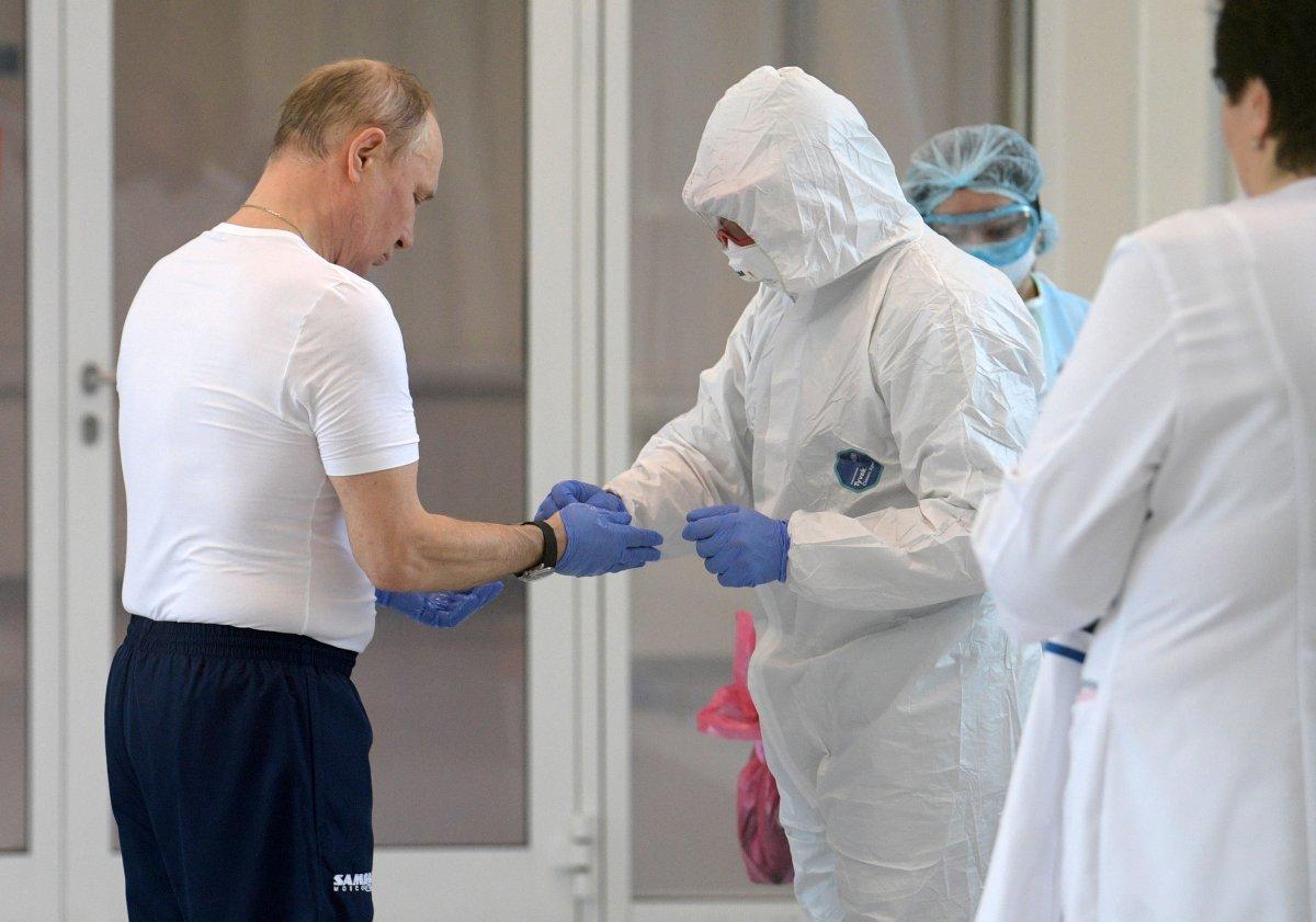 Rus biyomedikal ajansı: Korona ilacını bulduk