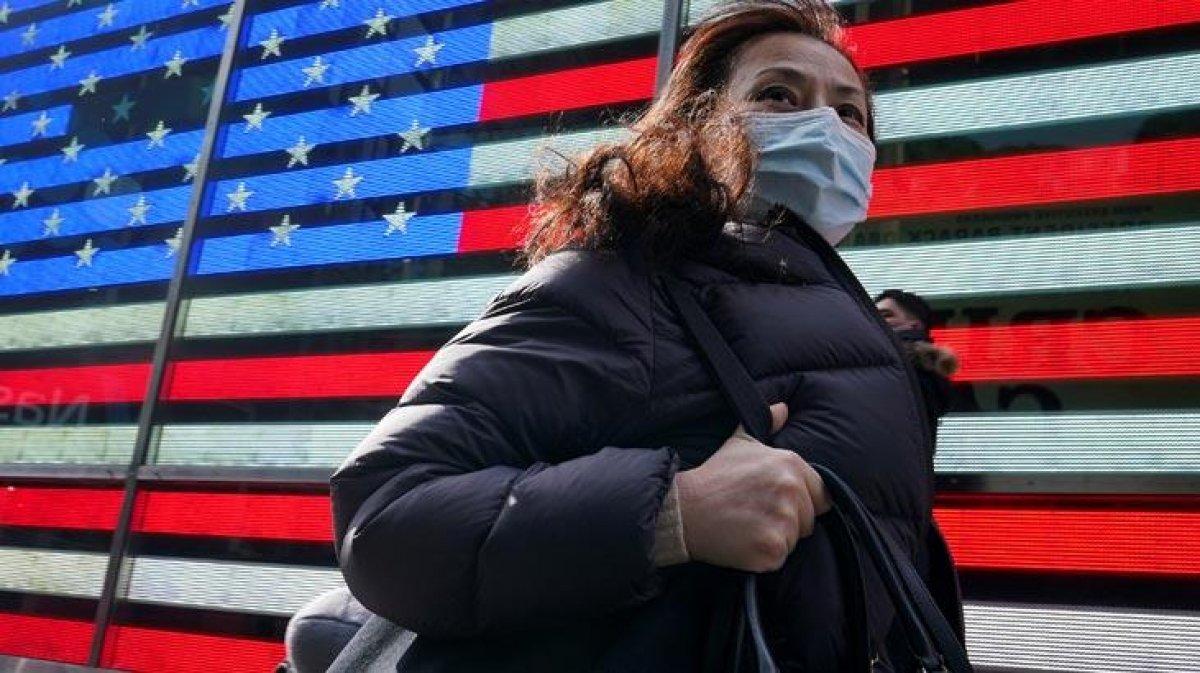 ABD'de koronadan ölenlerin sayısı 2 bin 191 oldu