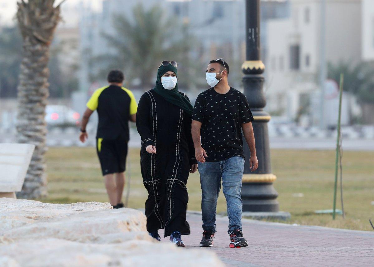 Suudiler korona ile mücadelede kendilerini övdü