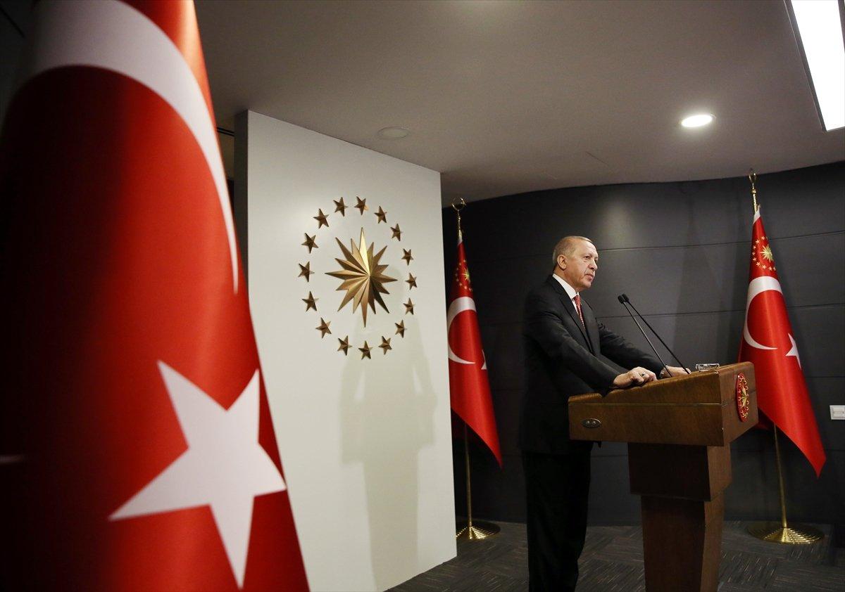 Türkiye, Milli Dayanışma kampanyasını başlattı