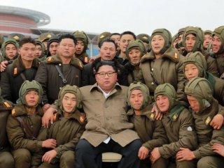 Kuzey Kore yine füze attı #1