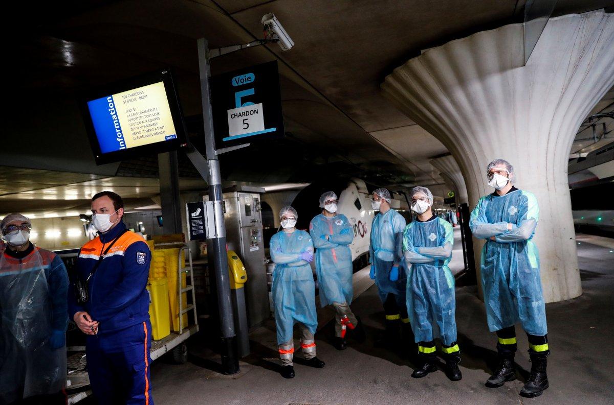 Dünya genelinde 1 milyondan fazla kişide korona tespit edildi