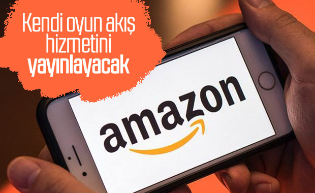 Amazon, kendi bulut tabanlı oyun hizmetini yayınlayacak
