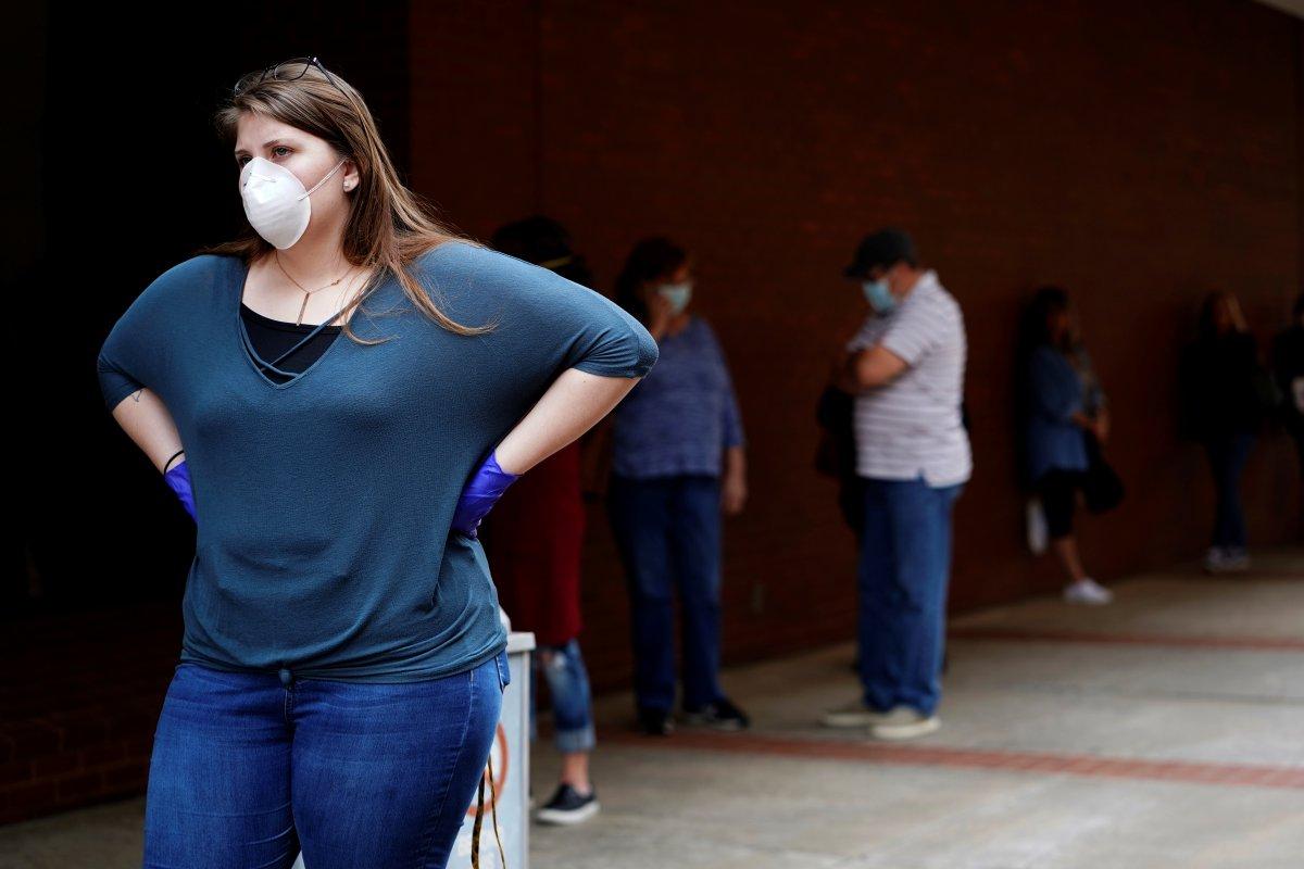 ABD'de koronavirüs nedeniyle 10 binden fazla kişi öldü