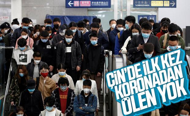 Çin'de aylar sonra, koronavirüsten ölüm yaşanmadı