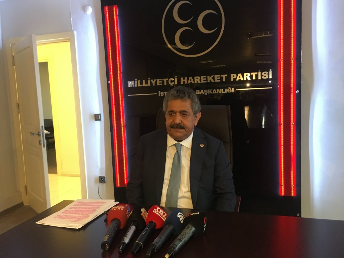 MHP Genel Başkan Yardımcısı korona tedavisine alındı