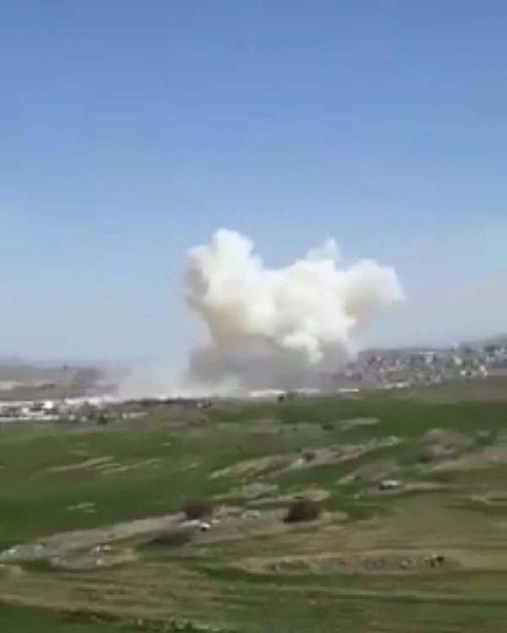 Roketsan'da patlama: 3 yaralı