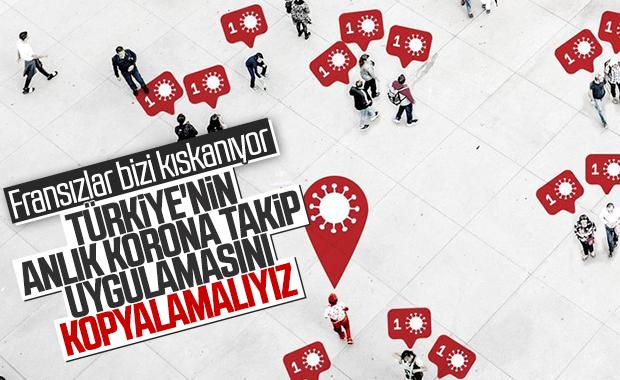 Türkiye'nin mobil takip uygulaması Avrupa'nın gündeminde