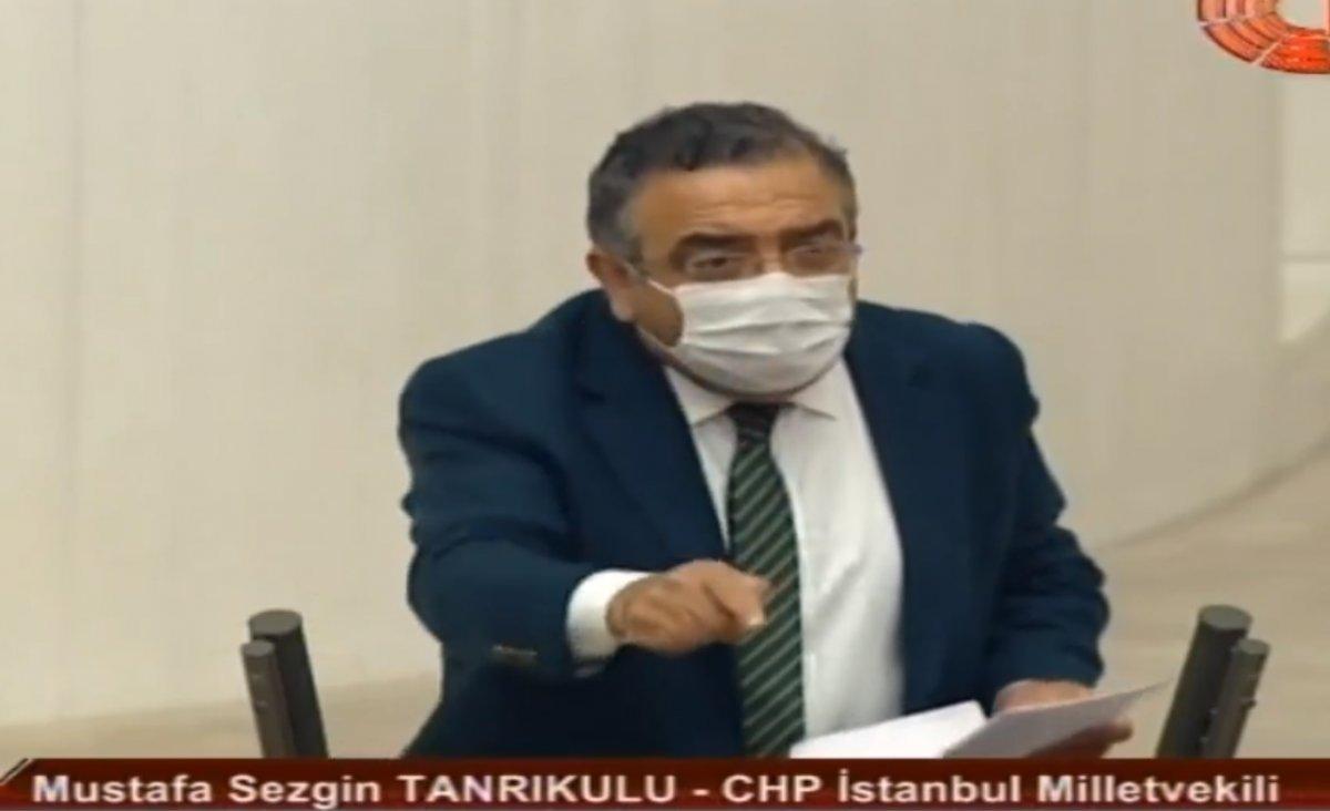 CHP'li vekilin PKK ve FETÖ'yü heyecanlandıran konuşması