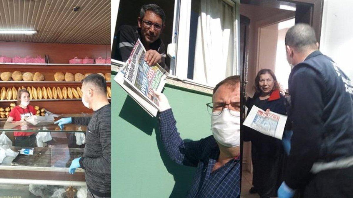 CHP'li belediyeler Sözcü'yü bedava dağıtıyor