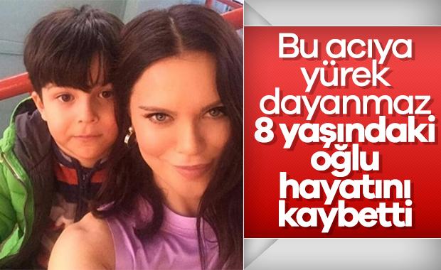 Ebru Şallı'nın oğlu yaşamını yitirdi