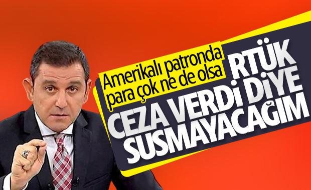 Fatih Portakal: Kaldığımız yerden devam