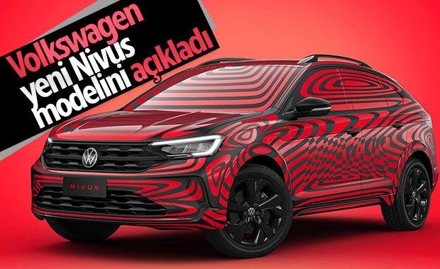 Volkswagen, yeni Nivus modelinin görüntülerini paylaştı