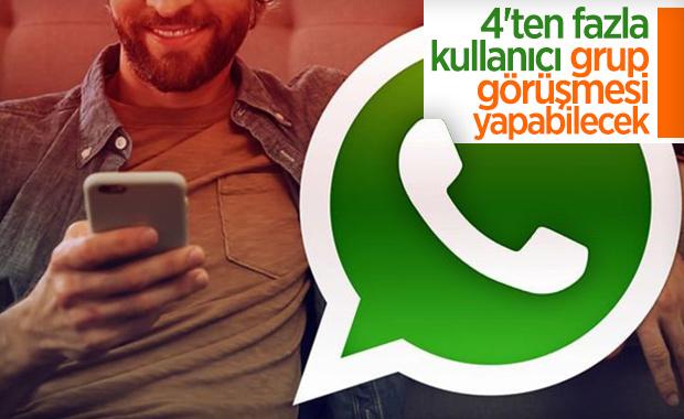 WhatsApp, grup görüşmelerindeki kullanıcı sayısını artıracak