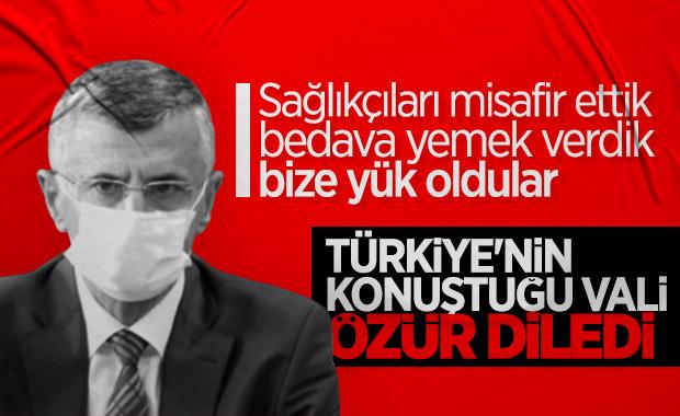 Zonguldak Valisi'nin sözlerine büyük tepki