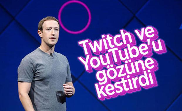 Facebook, kendi oyun uygulamasıyla Twitch'e rakip olacak