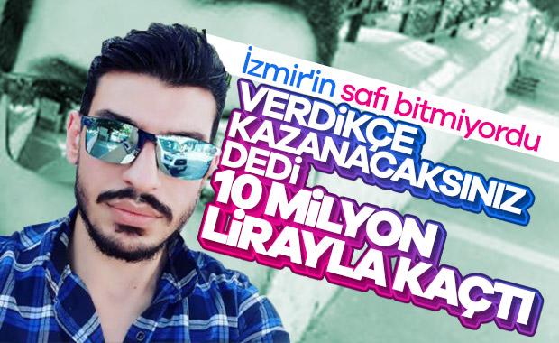 İzmir'de bir saadet zinciri krizi daha yaşandı