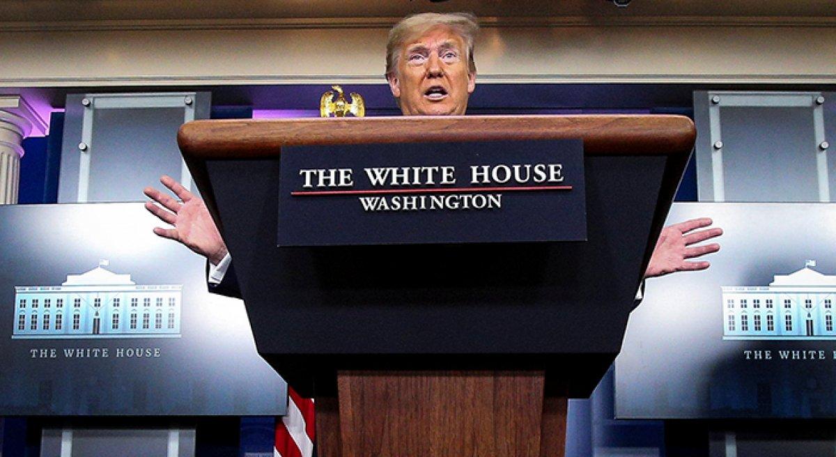 Trump: İran'ın taç
