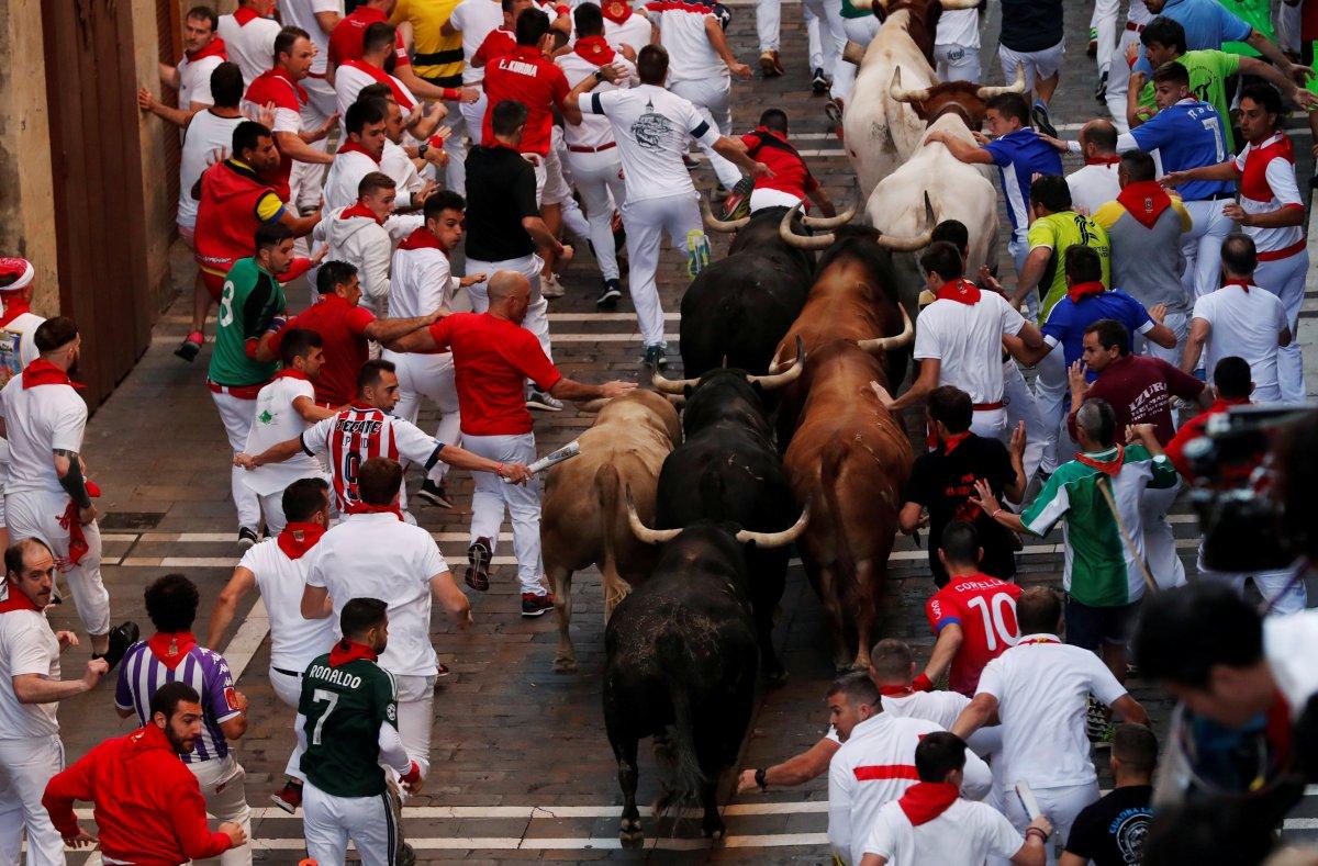 İspanya'da boğa festivaline korona engeli