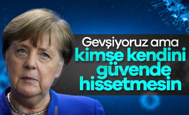 Merkel: Kimse kendini güvende hissetmesin