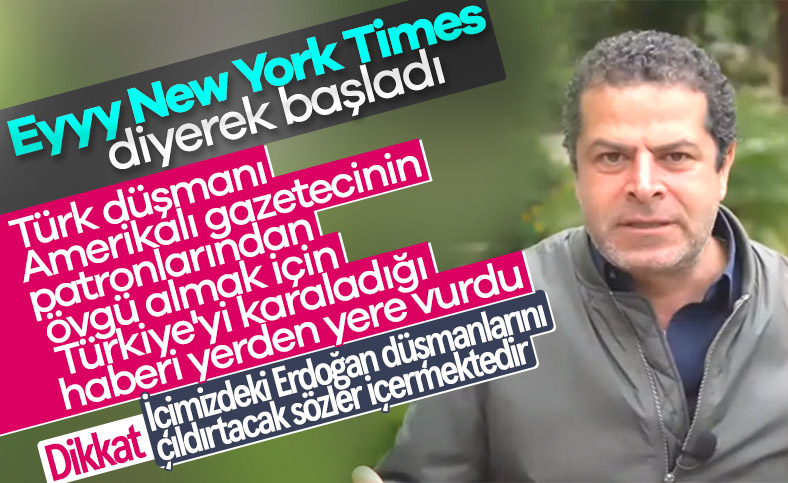 Cüneyt Özdemir'den ABD medyasına tepki