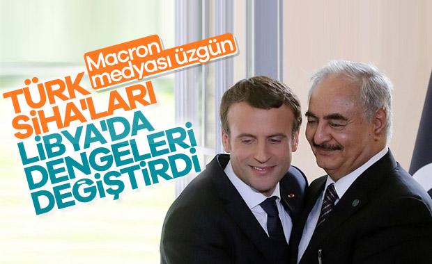 Le Monde, Türk SİHA'larının Libya'daki rolünü yazdı