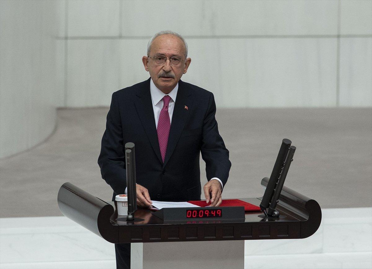 Kılıçdaroğlu'nun gündeminde parlamenter sistem var