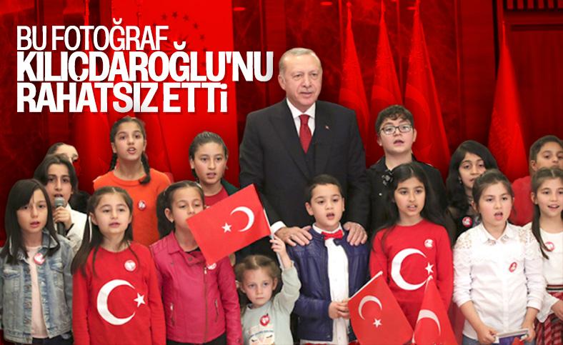 Kılıçdaroğlu, Beştepe'deki töreni yanlış buldu