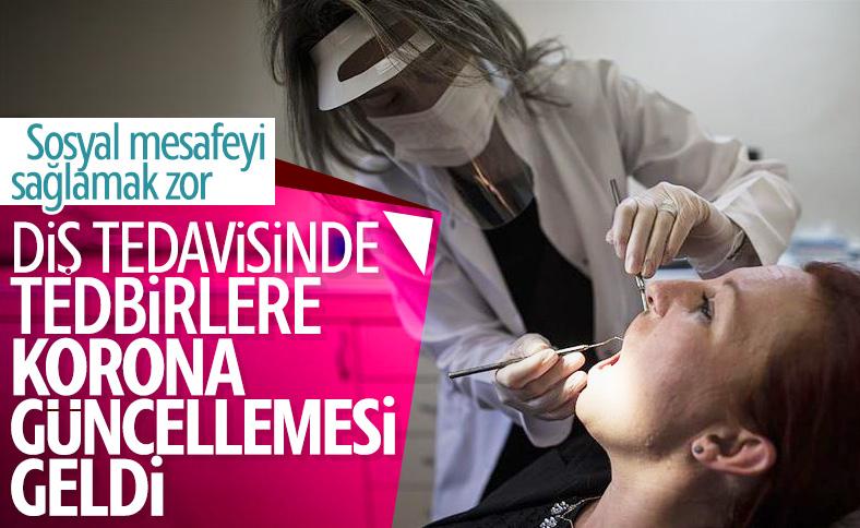 Diş tedavisi sırasında alınacak koronavirüs önlemleri