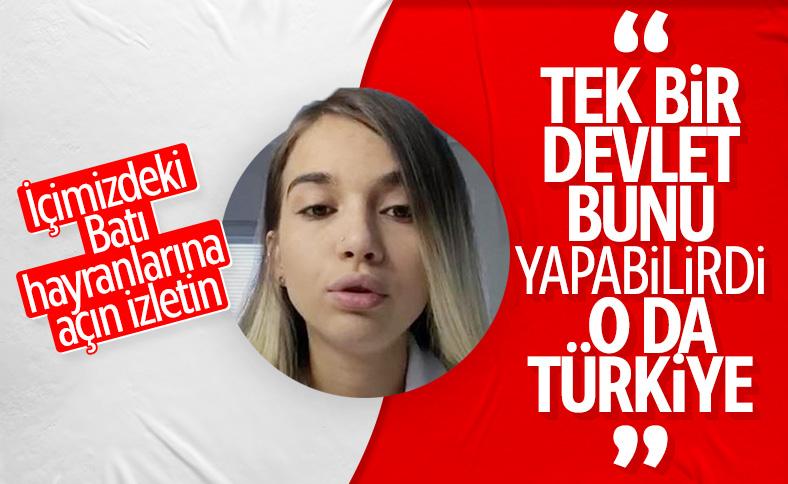 İsveç'teki Türk hastanın kızından içten açıklamalar
