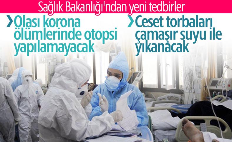 Sağlık Bakanlığı'ndan otopsilerde tedbir kararı