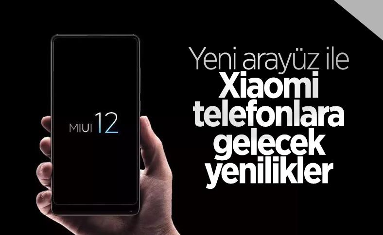 Xiaomi, Android 11 tabanlı MIUI 12'yi tanıttı