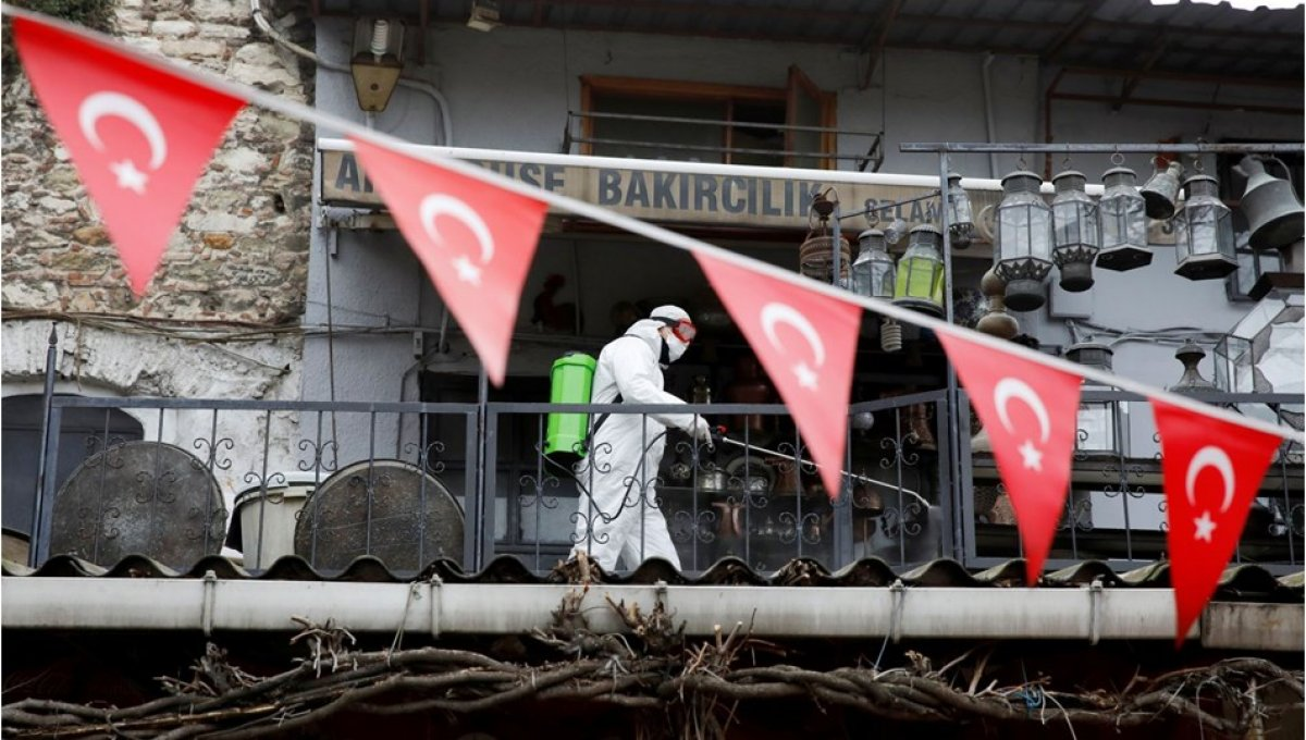 Türkiye İçin Normale Dönüş Planı Hazırlanıyor »