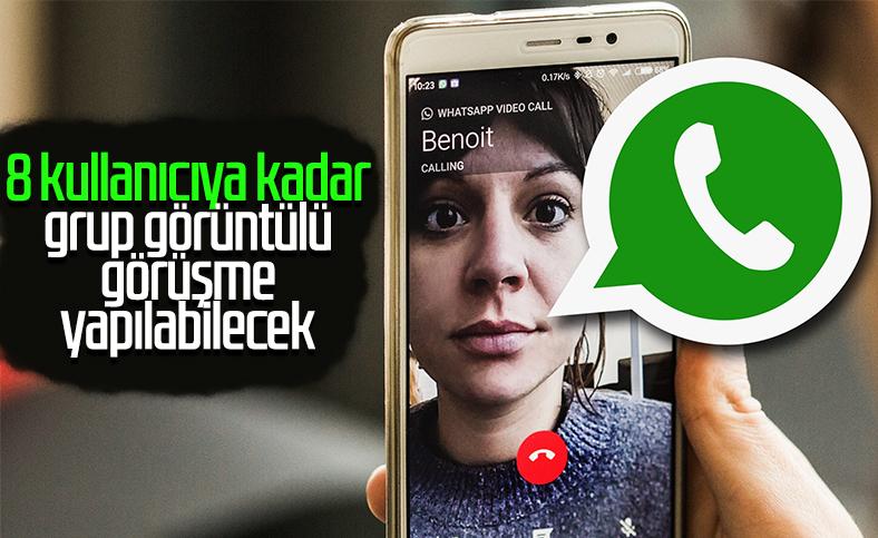 WhatsApp, grup görüşmelerindeki kullanıcı sayısını artırdı