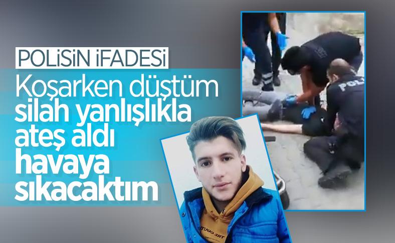 Adana'da, Suriyeli genci vuran polisin ifadesi