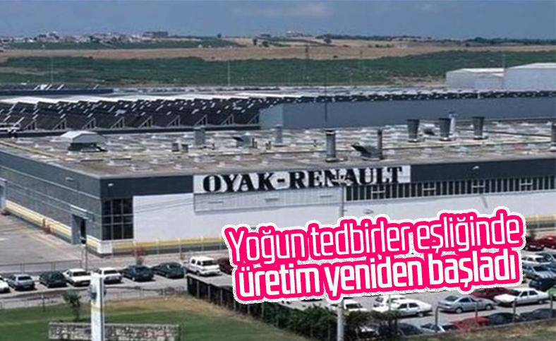 Renault, 7 bin çalışanı ile Bursa'daki fabrikasını açtı