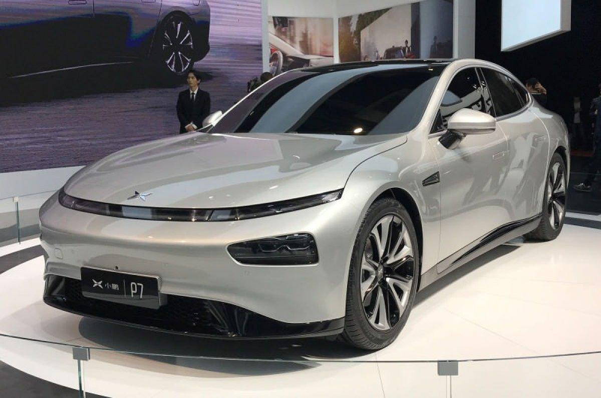 Tesla nın Çinli rakibi Xpeng, 100 bininci otomobilini üretti #2