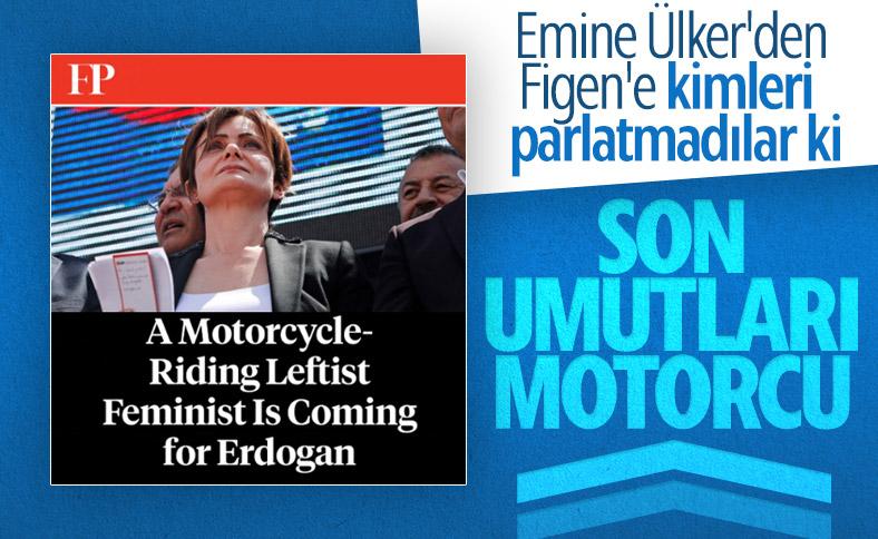 Foreign Policy'de yayınlanan Canan Kaftancıoğlu yazısı