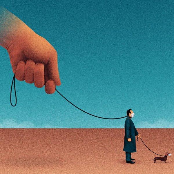Son Dakika: The Economist'in Kapağı: Her şey Kontrol Altında