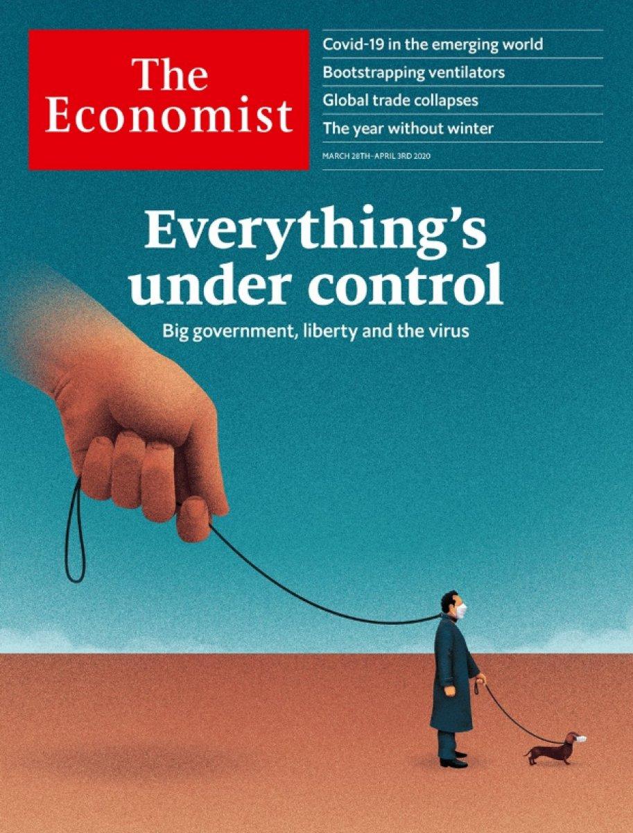 The Economist In Kapagi Her Sey Kontrol Altinda