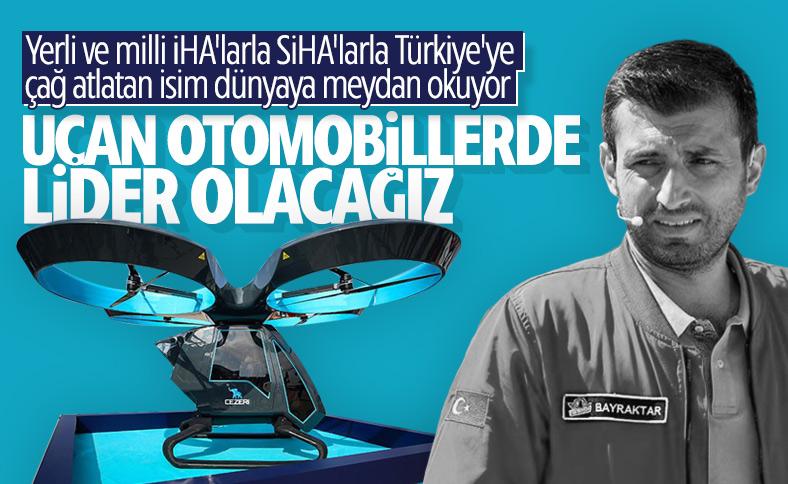 Bayraktar'dan uçan otomobil değerlendirmesi