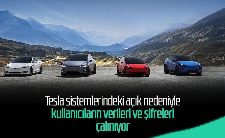 Tesla kullanıcılarının kişisel verileri çalındı