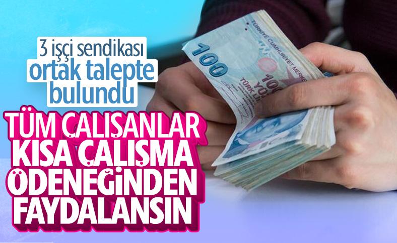 Türk-iş, Hak-iş ve TİSK'ten normalleşme talepleri