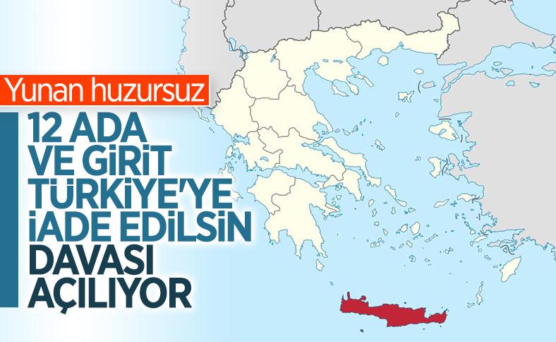 Türk STK'lar, Girit'in iadesi için dava açacak
