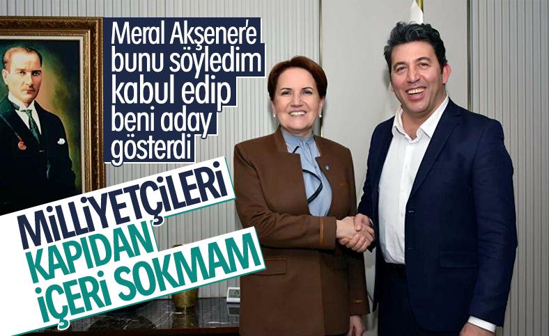 Emre Kınay'a İyi Parti'den adaylığı soruldu
