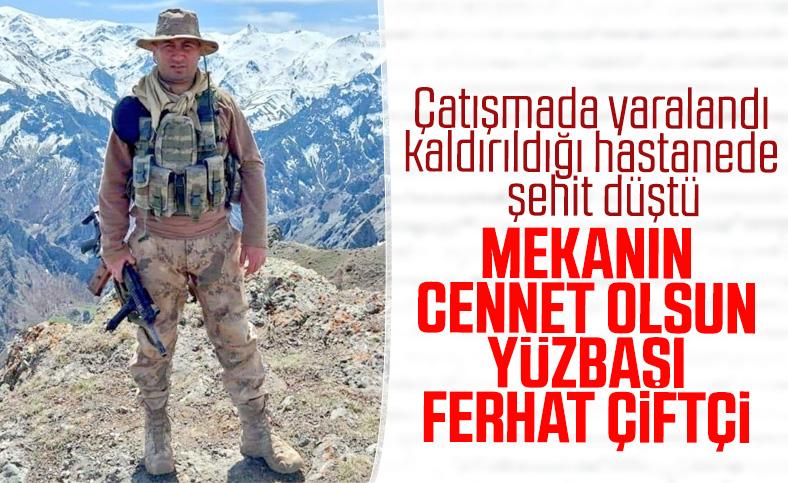 Yüzbaşı Ferhat Çiftçi'nin şehadeti ailesine haber verildi