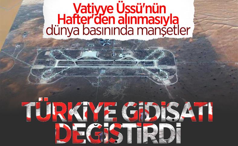 Dünya basınından Vatiyye için Türkiye vurgusu