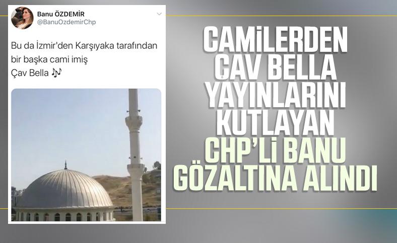 İzmir'de ezan soruşturmasında 1 kişi gözaltına alındı